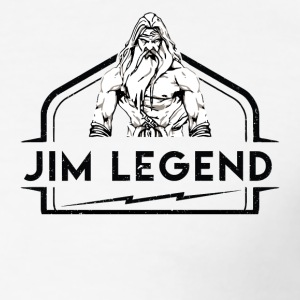Jim Legend - Men's Slim Fit T-Shirt