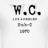 LA Collection - Slim Fit T-skjorte for menn