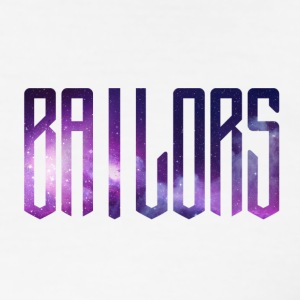 Bailors Galaxy - Herre Slim Fit T-Shirt