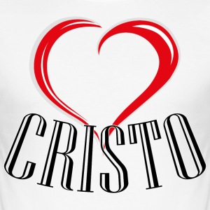 Christus - slim fit T-shirt