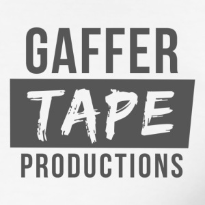 Gaffer Tape Productions - slim fit T-shirt