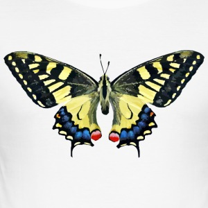 butterfly - butterfly - Men's Slim Fit T-Shirt