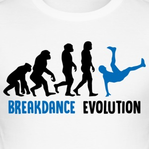 ++Breakdance Evolution++ - Männer Slim Fit T-Shirt