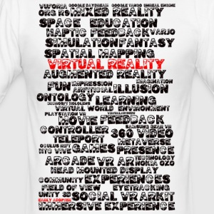 Virtual reality early adopters 2 - Men's Slim Fit T-Shirt