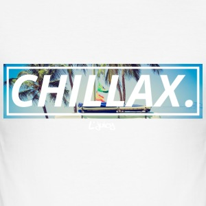 CHILLAX - L'sappige - slim fit T-shirt