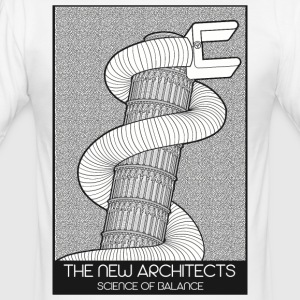 THE NEW ARCHITECTS - Tee shirt près du corps Homme