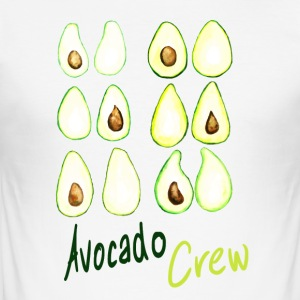 AVOCREW - Men's Slim Fit T-Shirt