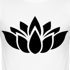 lotusbloem - slim fit T-shirt