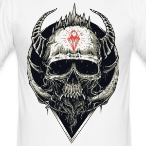 ROCK COLLECTION 2017 - Tee shirt près du corps Homme