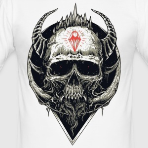 ROCK COLLECTION 2017 - Slim Fit T-skjorte for menn