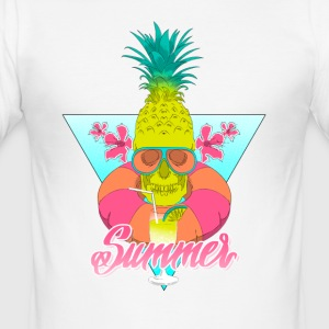 Summer chill - Men's Slim Fit T-Shirt