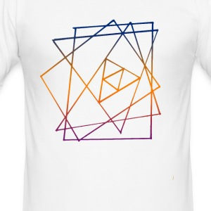 #MYSHAPE - Männer Slim Fit T-Shirt