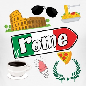 I love Rome - Men's Slim Fit T-Shirt