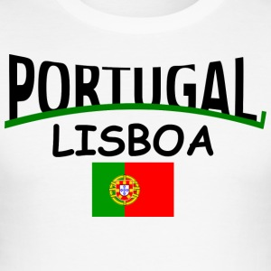 Portugal - Men's Slim Fit T-Shirt