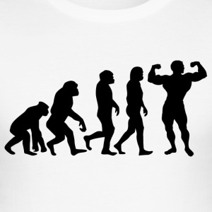 ++ ++ OPBYGNING EVOLUTION - Herre Slim Fit T-Shirt