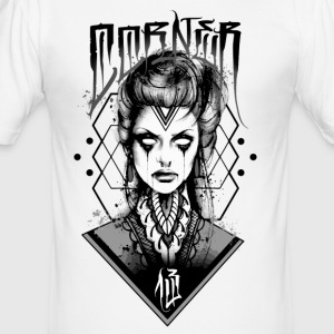 RITUAL GIRL - Männer Slim Fit T-Shirt