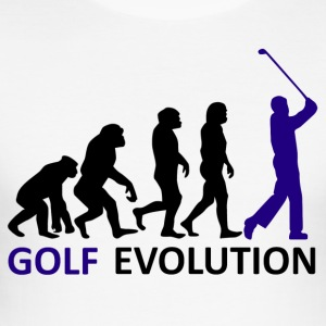 ++ ++ Golf Evolution - Slim Fit T-skjorte for menn