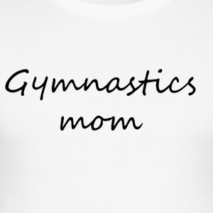 gymnastikk - Slim Fit T-skjorte for menn