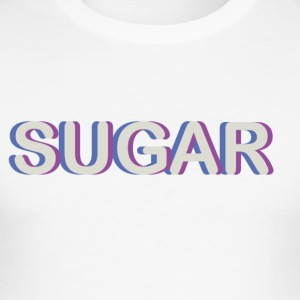 Sugar - Men's Slim Fit T-Shirt