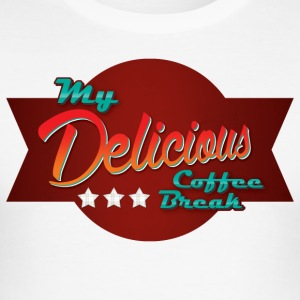 Delicious - Herre Slim Fit T-Shirt