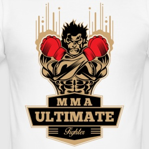 Ultimate MMA Fighter T-shirt - slim fit T-shirt