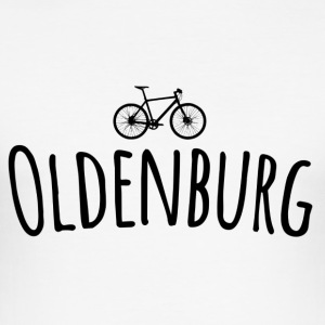 Cykel Oldenburg - Slim Fit T-shirt herr