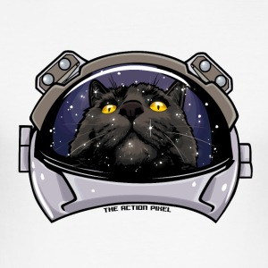 Kitty Cat Cosmos - Tee shirt près du corps Homme