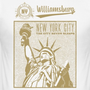 New York City · Williamsburg - slim fit T-shirt