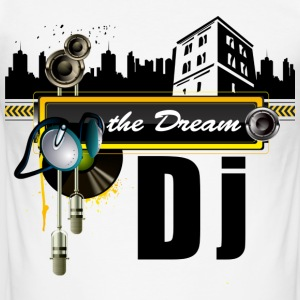 THE DREAM DJ - Men's Slim Fit T-Shirt