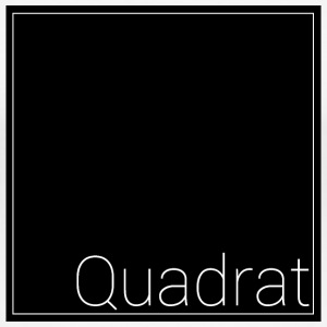Quadrat - Männer Slim Fit T-Shirt