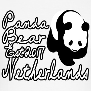 Panda Rhenen - slim fit T-shirt