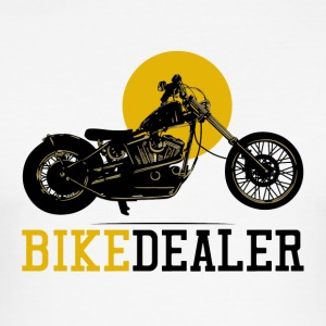 Bike Dealer · LogoArt - slim fit T-shirt
