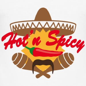 HOT'N SPICY - Tee shirt près du corps Homme