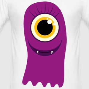 Monster / Alien Mama - Herre Slim Fit T-Shirt