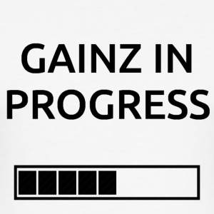 Gainz BonW - Herre Slim Fit T-Shirt