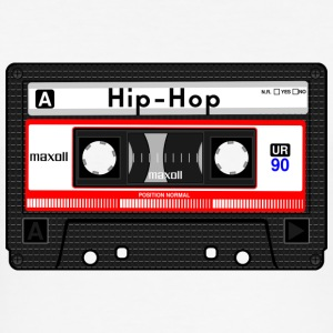 HIP HOP CASSETTE - slim fit T-shirt