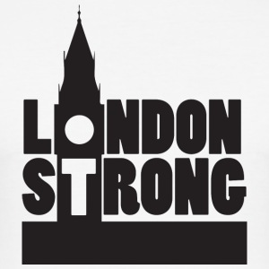 London Strong III - Men's Slim Fit T-Shirt