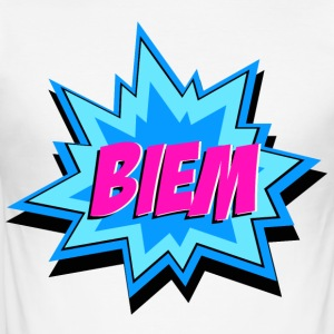 BIEM - Männer Slim Fit T-Shirt