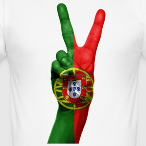 PORTUGAL NEW COLLECTION - Men's Slim Fit T-Shirt