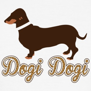 Dogi Dogi - slim fit T-shirt