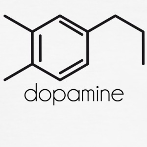 dopamine - Men's Slim Fit T-Shirt