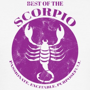 Star sign Scorpio / Zodiac Scorpio - Men's Slim Fit T-Shirt