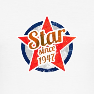 Gift for Stars born in 1947 - Men's Slim Fit T-Shirt