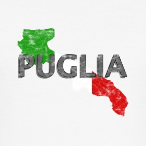Puglia - Männer Slim Fit T-Shirt