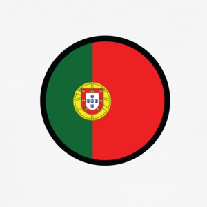 Merket av Portugal - Slim Fit T-skjorte for menn
