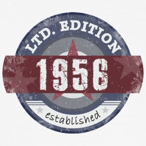 LtdEdition 1956 - Männer Slim Fit T-Shirt