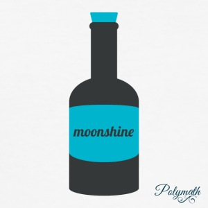 Moonshine - Men's Slim Fit T-Shirt