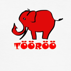 Törööö - Slim Fit T-skjorte for menn