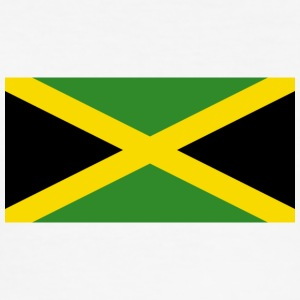 National Flag Of Jamaica - Herre Slim Fit T-Shirt