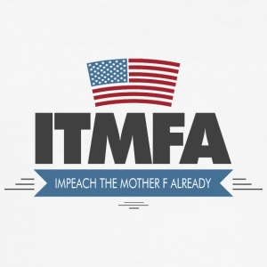 ITMFA - Slim Fit T-shirt herr